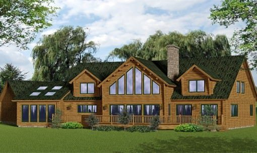 Mosse Lodge Prow