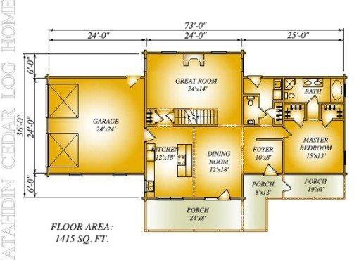 Nafziger-Gillespie Floor Plan