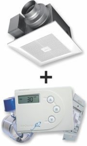 select cycler whole house ventilation