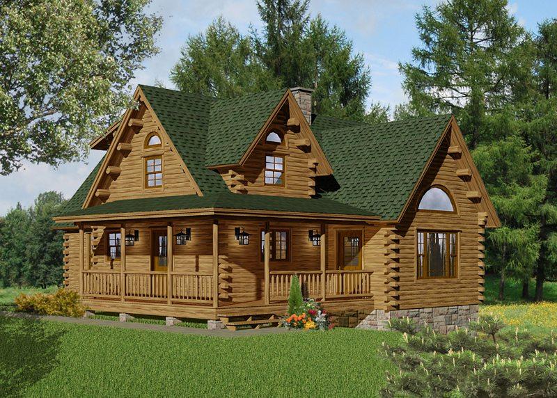 Sebec Katahdin Cedar Log Homes Floor Plans – Cedar Log Home Floor Plans