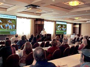 Log home seminar