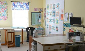 quilting hobby rooms