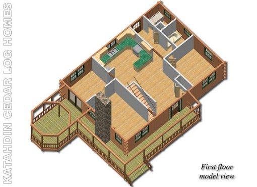 Shasta-FloorModelView