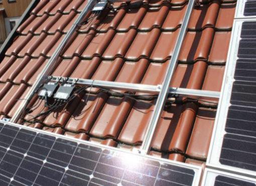 Katahdin Solar REady log homes