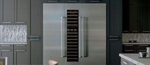 SubZero Column refrigeration