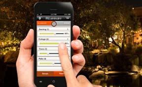 outdoor lighting app